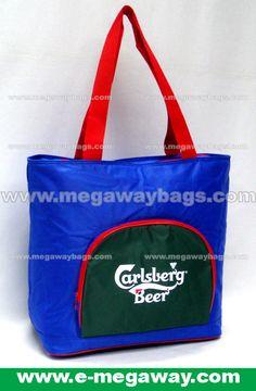 Carlsberg Beer Promotional Cooler Bags Pls contact  MegawayBags at  megaway pacific.net. 3648b57f80297