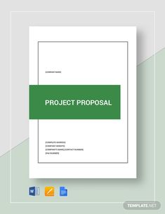 Simple Project Proposal Template - Word (DOC) | Google Docs | Apple (MAC) Apple (MAC) Pages | PDF | Template.net Writing A Business Proposal, Work Proposal, Proposal Quotes, Proposal Format, Free Proposal Template, Project Proposal Template, Business Proposal Template, Project Proposal Example, Simple Budget Template