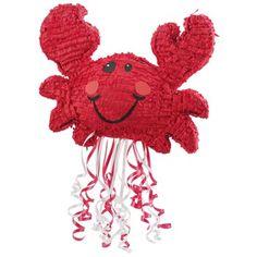 Crab Pinata!