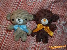 MEDVÍDEK         kb 53cm,DB,4,5 horgolótű Little People, Teddy Bear, Embroidery, Toys, Crochet, Animals, Bears, Amigurumi, Activity Toys