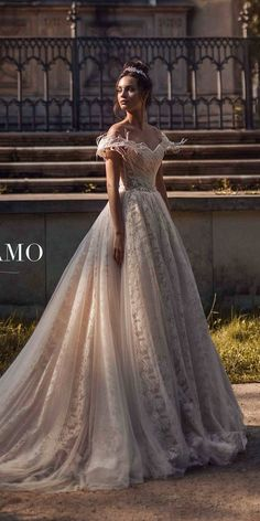 93abcf2810 7 Best Wedding dresses images in 2019