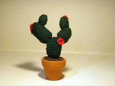 Cactus: amigurumi