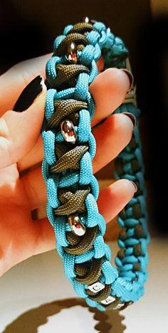 Halsbänder aus Paracord - Seite 21 - Hundehütte (Diverses) - doggies.ch - das Hundeforum der Schweiz