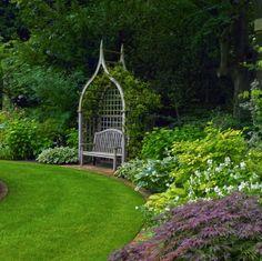 High Summer Garden
