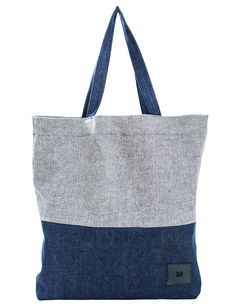 Hemp denim bag // Heino