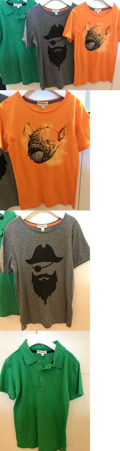 Mixed Items and Lots 15620: Nwt Boys Appaman Shirt Lot Size 8 -> BUY IT NOW ONLY: $58 on eBay!