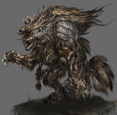 Nightmare Dwarf from Divinity: Original Sin II