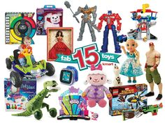 Want 15 of the top holiday toys for FREE? Enter this #giveaway from @QLShow! > http://virl.io/ihElZRW
