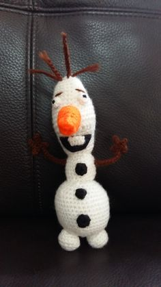 Olaf from Frozen - Popular character.