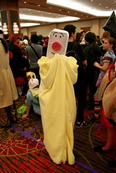 Blanky from The Brave Little Toaster #cartoon #thebravelittletoaster #cosplay