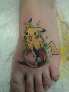 Pikachu Art of Eddie V.