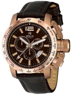 Thomann Gold - Metal CH Chrono Sport rose braun
