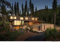 Contemporary mountain retreat in California: Martis Camp 506