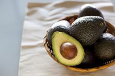How to Preserve Avocados in the Freezer - great tip to avoid throwing out over-ripe avocados.