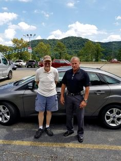George Russell along with the rest of the Turnpike Ford Family with to thank Mr. Cowley for his support 😉👍