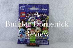 LEGO Peter Pan Minifigure 71012-15 Disney Series Review