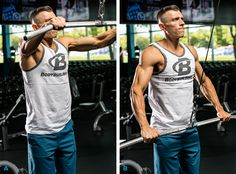Take a stale back workout and supercharge it by making just one key change to each exercise.