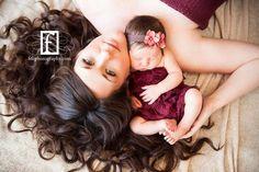 Newborn picture ideas