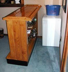 DIY Bar Plans   Build A Home Bar   EzineArticles Submission