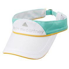 gold tennis visor - Google Search