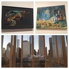 Spending time with some of my favorites such as Dali and Matta in the Modern Wing! #artinstitute #chicago #renzopianomodernwing  #jewelrydesigninspiration #surroundedbysurrealism #millenniumpark #leileejewels