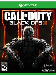 Call of Duty®: Black Ops 3. Available at: http://www.gamestop.com/xbox-one/games/call-of-duty-black-ops-iii/121546