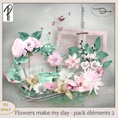 Flower Make My Day by Pli Designs https://www.digiscrapbooking.ch/shop/index.php?main_page=index&manufacturers_id=164