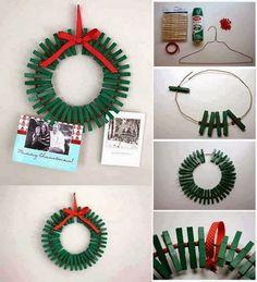 Craft Ideas - #diy, wreath