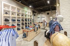 Bing, Harris & Co store by Pennant & Triumphs, Auckland store design