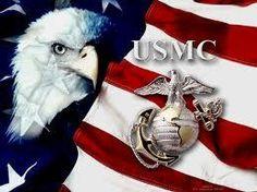 Marines 5 Cross Stitch Pattern