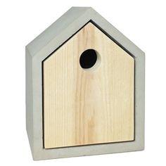 Birdhouse ROHBAU