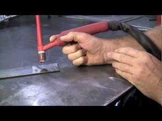 TIG WELDING 101: Tips and Tricks when Welding with your LONGEVITY TIGWELD 200 DX TIG Welder - YouTube