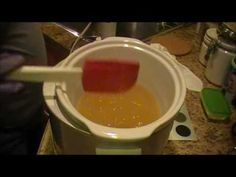 *Hot Process Crock-Pot - Soap Making 101 - How to Make - Part 1 of 2