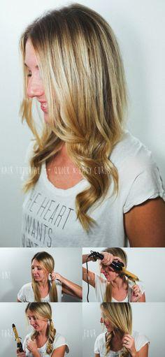Quick & Easy Curls