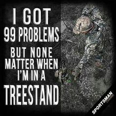 So true u are one with nature while in the woods it a calming peace.