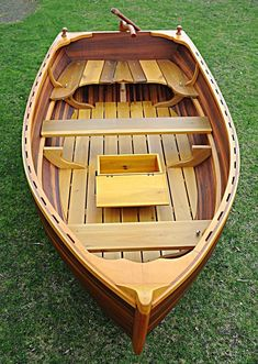 Wooden Boats For Sale Near Me-Small Wooden Boat Building Plans Wooden Boats For Sale, Wooden Boat Kits, Wood Boat Plans, Wooden Boat Building, Boat Building Plans, Wood Boats, Canoe Plans, Build Your Own Boat, Plywood Boat