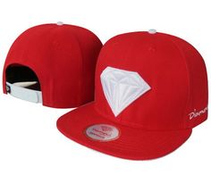 Diamond snapback hats (234)