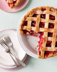 spring must-do: bake a pie