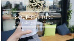 Where to eat in Warsaw: Soup Culture