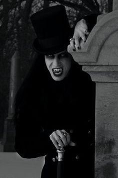 Vampires are hardly the nicest of Dark Creatures. Their bite is larger than their bark as it were. Vampire Love, Gothic Vampire, Vampire Kiss, Vampire Dracula, Vampire Art, Dark Side, Gothic Men, Gothic Horror, Gothic Girls