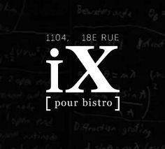 Restaurant situé au 1104 18e rue, Québec
