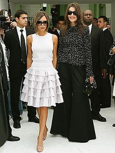 Victoria Beckham #fashion #style