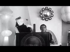 1956 Salvador Dalí en su casa de Port Lligat - Dali's House Port Lligat Cadaqués Spain Casa de Dalí - YouTube