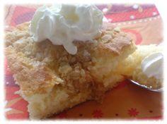 Vanilla Oat Cake