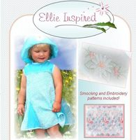Daisy Bell dress e-pattern