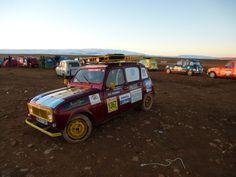4L trophy 2015 au Maroc