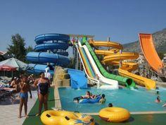 Ovacik  water park Stuff To Do, Turkey, Fair Grounds, Park, Water, Outdoor Decor, Holiday, Fun, Travel