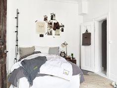 Lichte slaapkamerinrichting | Wooninspiratie
