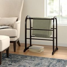 Shop a great selection of Willcox Quilt Rack Darby Home Co. Find new offer and Similar products for Willcox Quilt Rack Darby Home Co. Salvaged Wood, Weathered Wood, Rustic Wood, Blanket Rack, Diy Blanket Ladder, Blanket Holder, Wood Ladder, Ladder Decor, Diy Ladder