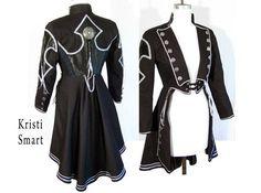 Doris Berger's Pinterest #steamconf Image created at 438186238725541258 - Wild Wild West Mantel Steampunk Kostüm
